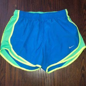 Size medium nike shorts
